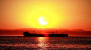 Astrología, Horóscopo, Eclipse de Sol