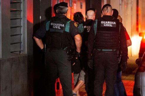 Terrorismo frenado en Barcelona