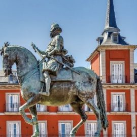 Luna LLena en Madrid