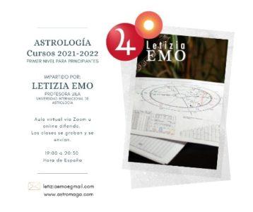 Clases de Astrología-Clases online y diferidas